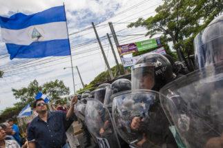 nicaragua protestas de 2018
