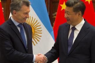 Macri y Xi cumbre G20
