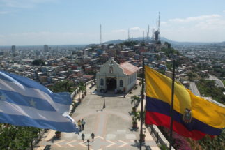 Ecuador's second city Guayaquil will host a quieter meeting of the Inter-American Development Bank Group than was planned for Chengdu, China, in March
