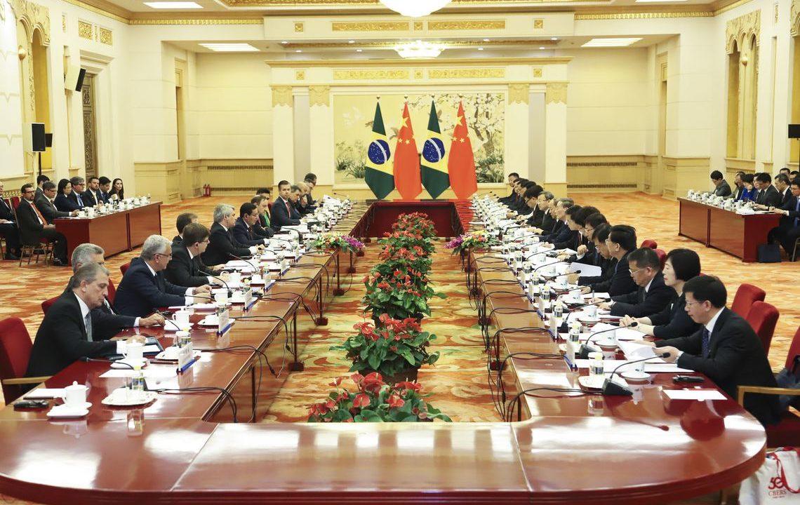 Bolsonaro visits China but Cosban, the main vehicle for China-Brazil cooperation will not meet