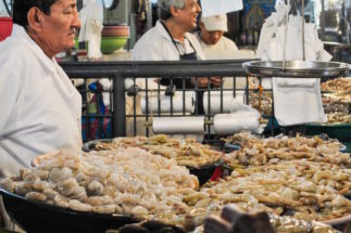 Ecuador sustainable shrimp partnership