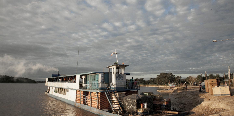 Amazon Waterway