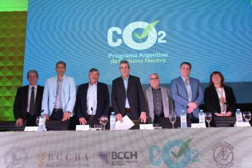Argentina carbon neutral agriculture