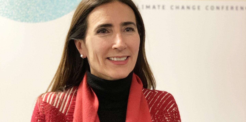 Carolina Schmidt COP25 Madrid