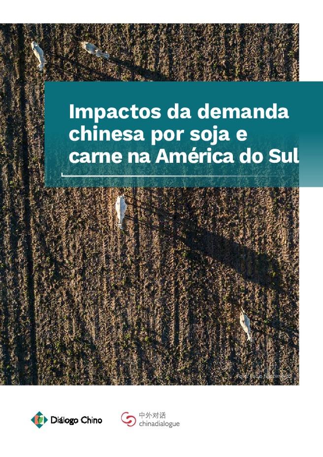 Impactos da demanda chinesa por soja e carne na América do Sul