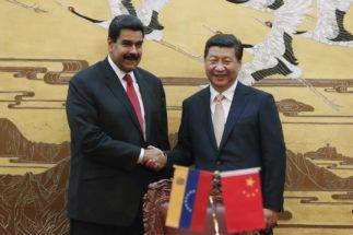 China quiet amid Venezuela crisis