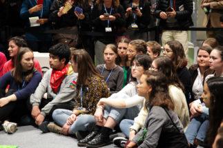 Greta Thunberg climate environment 2020