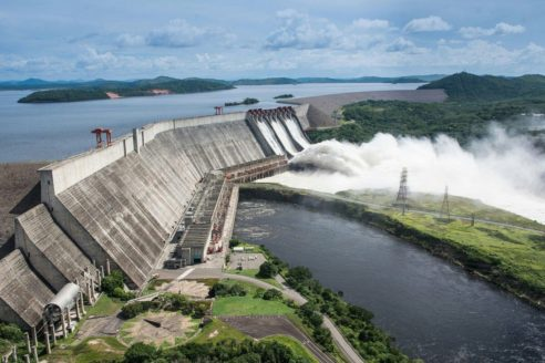 Guri Venezuela electricity
