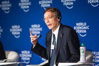 China new normal economist Liu Shijin