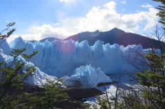 perito moreno glaciar patagonia dams