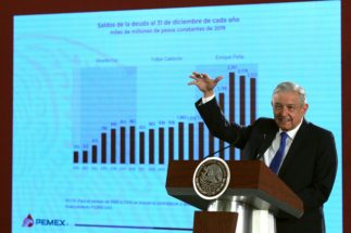 AMLO oil price Mexico