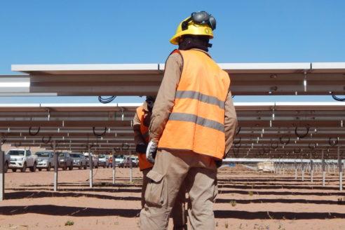 Argentina renewables Cauchari coronavirus