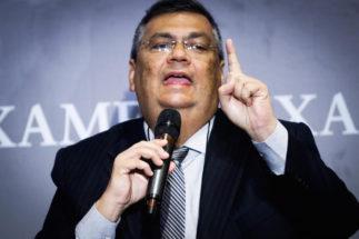 Flávio Dino, Maranhão's governor, has come under fire over the São Luis port