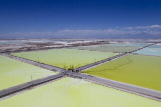 Chile lithium