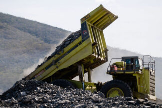 Colombia coal Cerrejón